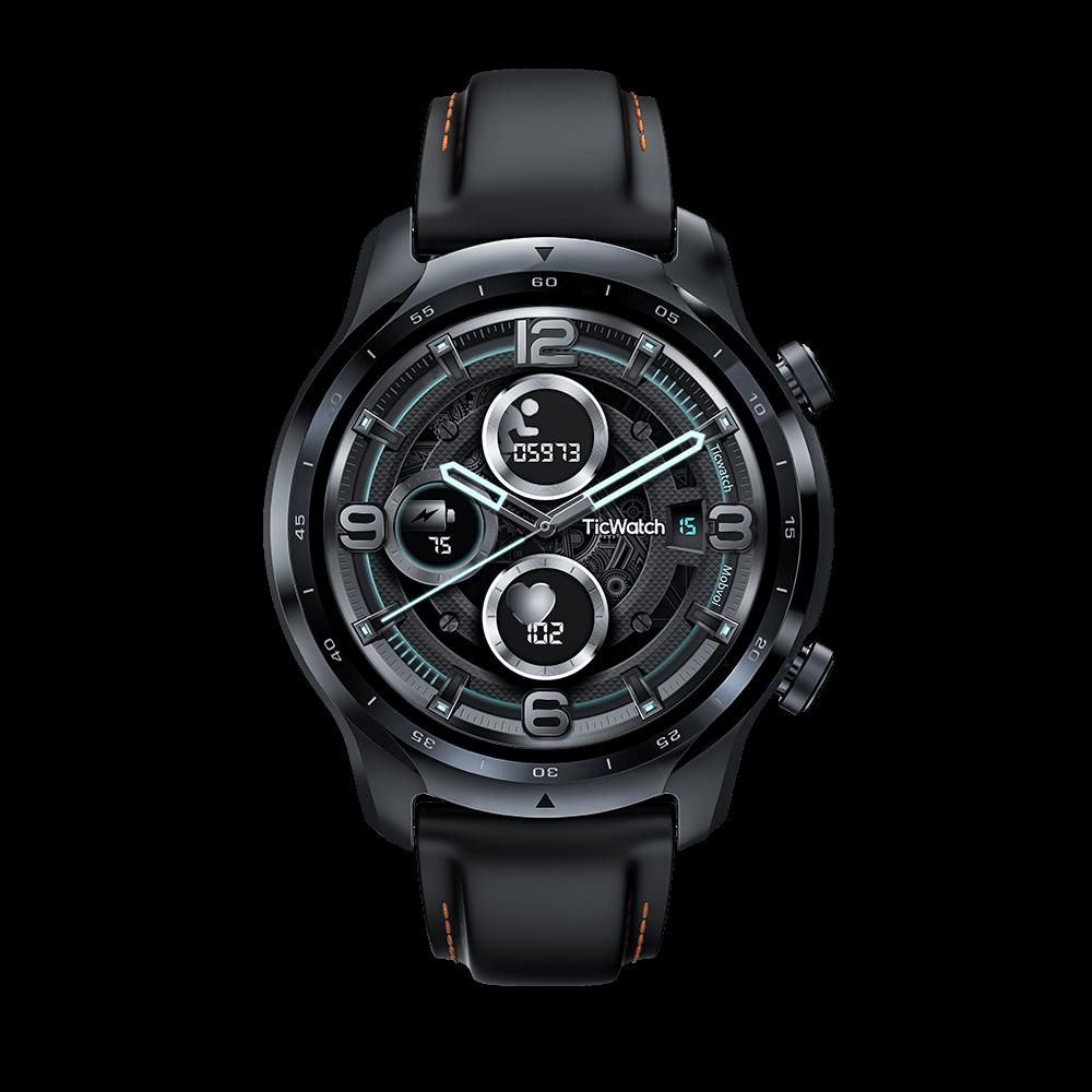 Smartwatches 2020 Die läuft & läuft & läuft ... Mobvoi TicWatch Pro 3