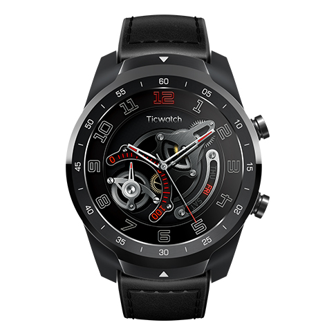 Mobvoi TicWatch Pro 2020 - Shadow Black TicWatch Pro 2020¡®s Layered Display technology (AMOLED Screen & LCD Scareen) extends battery life to 2-30 days on a single charge. Now with 1GB RAM, military standard durability and Corning_ Gorilla_ Glass 3. You can easily switch your TicWatch Pro smartwatch from Essential mode to Smart mode to enjoy both long battery life and great performance. TicWatch Pro is a smartwatch which has GPS and heart rate monitor. Comes with Google Pay so you can pay from your TicWatch Pro smartwatch. Also, you can personalize your TicWatch Pro smartwatch with thousands of watch face options available on Google Playþ and experience improved battery life with the latest Google Fitþ app update. Made from premium materials and built to last. Smart, high quality and stylish. Water and Dust Resistance:IP68. Battery Capacity - 415mAH. Charging method - Dock with USB cable. Memory storage - 4GB. Buy TicWatch Pro smartwatch on Mobvoi official website now! 2020 best andriod smartwatch. Monitor Your Diabetes with the Latest Smartwatch & Medical Technology. No more invasive and painful finger-pricks to get your glucose readings. There are new, easier and more accurate ways to assess and manage blood sugar levels.Using a continuous glucose monitoring (CGM) device while connected to a smartwatch informs you of your glucose readings at a glance, right on the wrist. Small yet cutting-edge sensors placed on the surface of the skin continuously monitor blood sugar levels and send the readings from the CGM to the accompanying smartwatch app via Bluetooth connection. Take charge of your glucose levels today with a TicWatch smartwatch and a CGM device and app fit for your lifestyle.TicWatch Pro 2020 with Two displays. Double the possibilities.Now with 1GB RAM, military standard durability and Corning_ Gorilla_ Glass 3