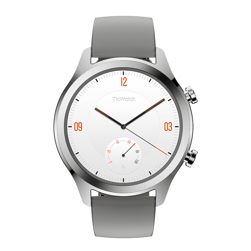 Mobvoi TicWatch C2 - Platinum TicWatch C2 smartwatch - perfect combination of beauty and high technology. Look good and feel good. Genuine leather straps paired with a stainless steel watch case accentuate without compromising functionality. Smart and assured. Slim yet strong. TicWatch C2 smartwatch fits your digital lifestyle as much as it fits you. Built with steel, worn with confidence; Health & fitness companion; Pay from your wrist (Google Payþ with NFC payments.); IP68 dust and waterproof; Winner of the iF Design Award 2019; Built-in GPS and 24hr heart rate monitor; Smart fitness tracking. Buy TicWatch C2 smartwatch on Mobvoi official website now! 2020 best andriod smartwatch. Monitor Your Diabetes with the Latest Smartwatch & Medical Technology. No more invasive and painful finger-pricks to get your glucose readings. There are new, easier and more accurate ways to assess and manage blood sugar levels.Using a continuous glucose monitoring (CGM) device while connected to a smartwatch informs you of your glucose readings at a glance, right on the wrist. Small yet cutting-edge sensors placed on the surface of the skin continuously monitor blood sugar levels and send the readings from the CGM to the accompanying smartwatch app via Bluetooth connection. Take charge of your glucose levels today with a TicWatch smartwatch and a CGM device and app fit for your lifestyle.*