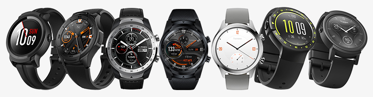 TicWatch Pro 4G/LTE - Your phone-free active smartwatch with