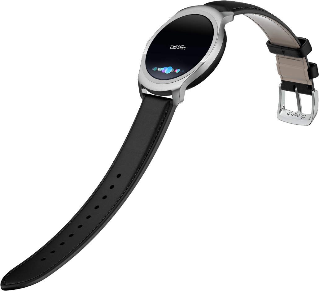 TicWatch Classic smartwatch - Personal assistant on your wrist