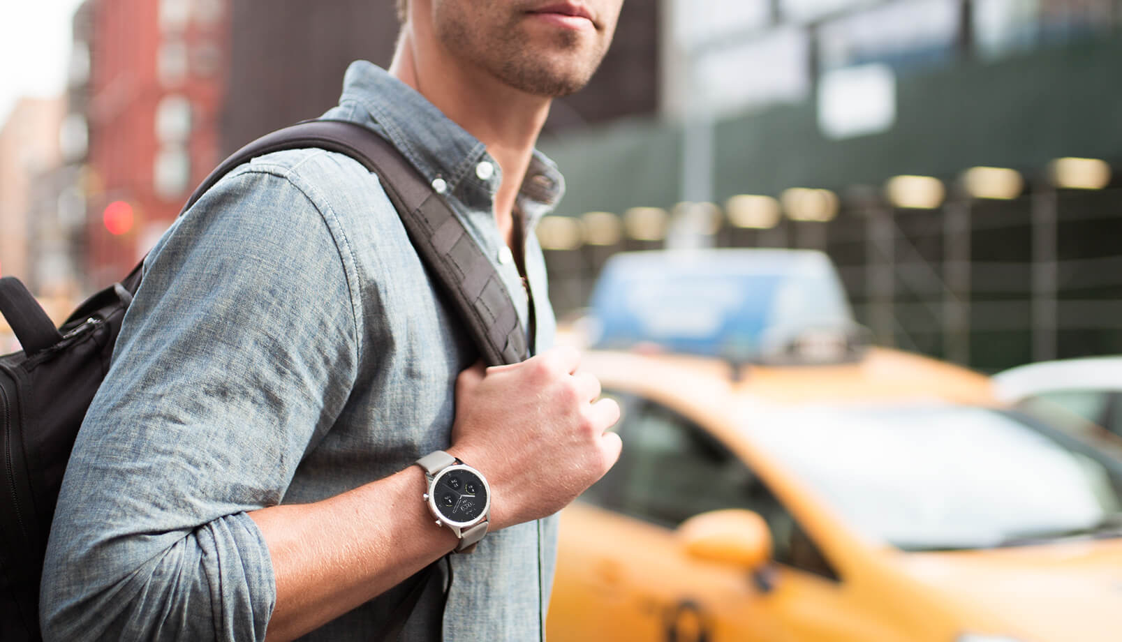TicWatch C2 smartwatch,Mobvoi AI wearable technology.