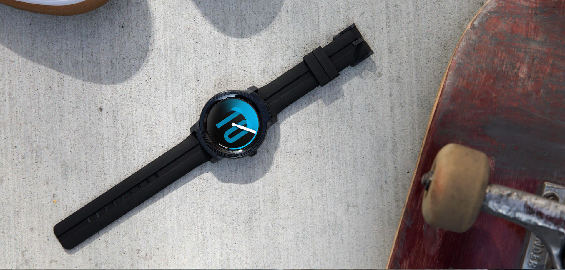 It'd be nice to carry audio on cheaper smartwatches, like the ones from Mobvoi ($160 E2 model shown above)