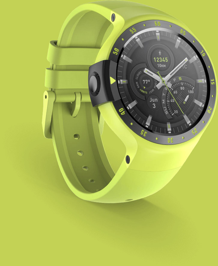 TicWatch S&E - A smartwatch powered by Wear OS by Google